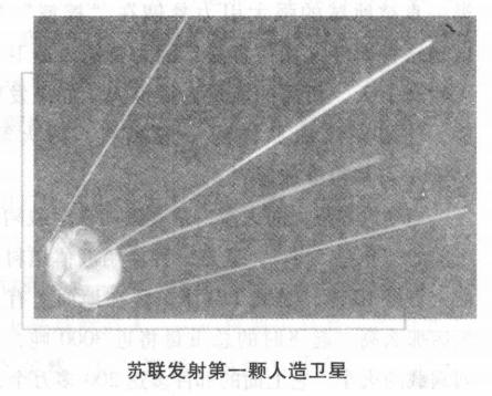 科技世界之最:最早的人造卫星插图(1)