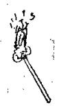 生活中的化学现象之烧不坏的棉花:烧不坏的棉花,这是怎么回事?插图(1)