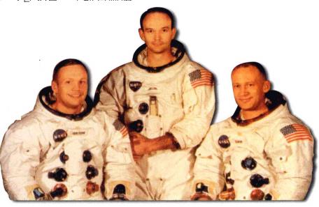 天文世界之最:最早登上月球的人是谁?——A.列奥诺夫【附注音】插图(1)