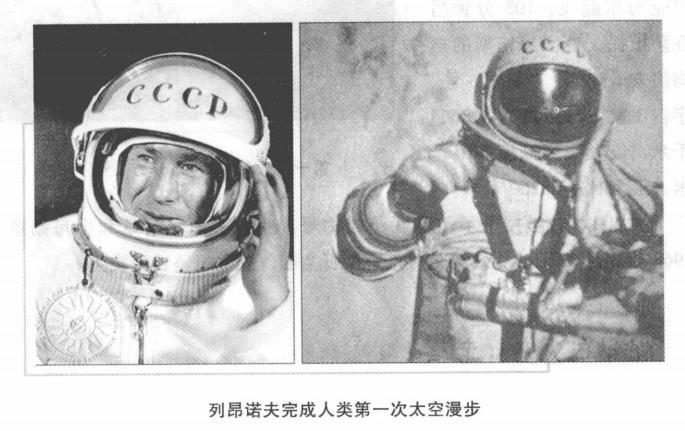 科技世界之最:最早的太空行走插图(1)