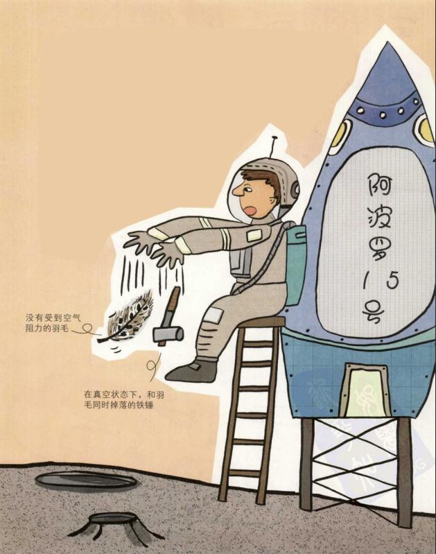 生活中的物理现象之重力加速度:胖子和瘦子同时蹦极,谁会先落下来呢?插图(3)
