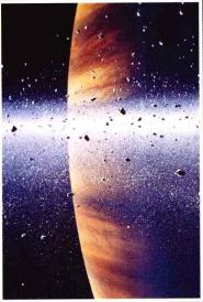天文世界之最:太阳系中最美丽的行星是哪颗?——土星【附注音】插图(1)
