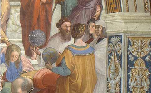 毕达哥拉斯的音乐理论与音乐疗法