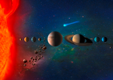 天文学基本知识 什么是天文学