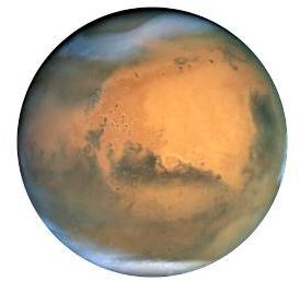 天文学基础知识火星 火星的特点资料