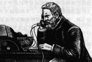 """电话史上的第一句话是:""""喂,您好""""吗?插图(3)"""