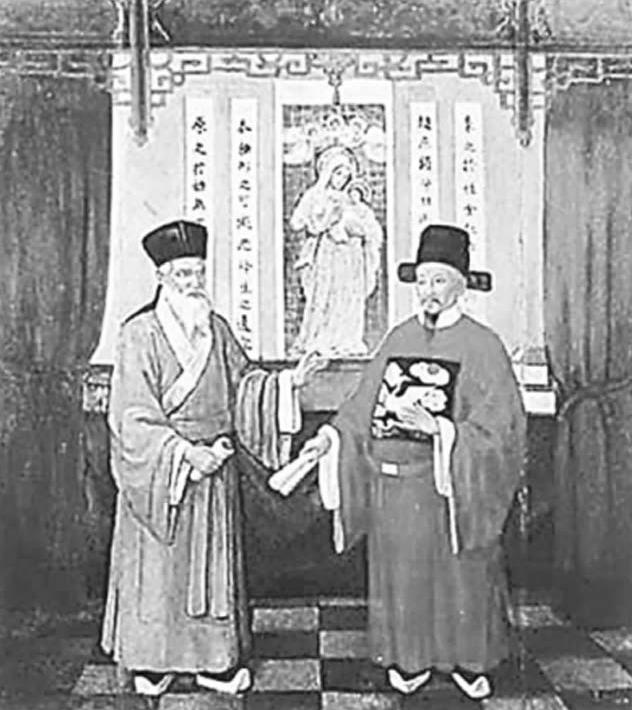中国古代科学家的故事:徐光启种甘薯插图(2)