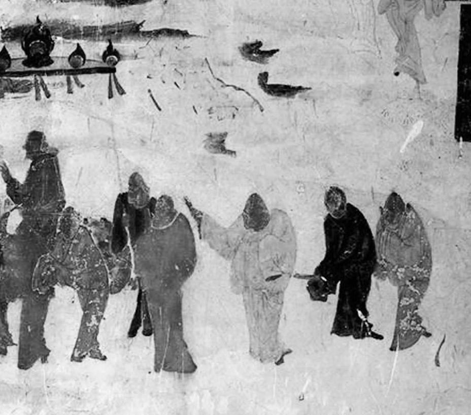 中国古代科学家的故事:探险家张骞插图(1)