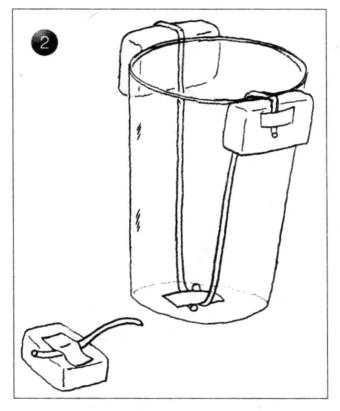 力学小实验:瞬间失重——失重实验插图(2)