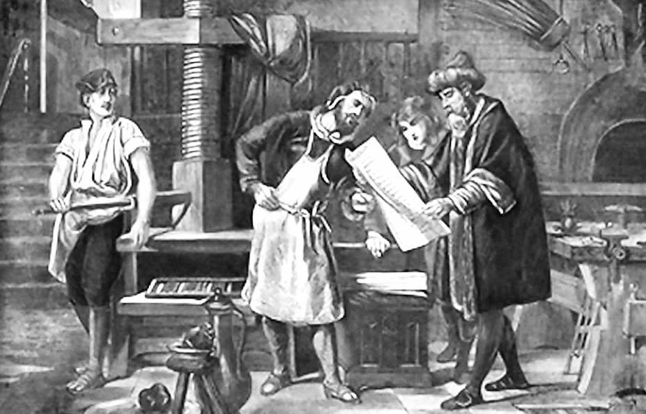 中国古代科学家的故事:毕昇发明活字印刷术插图(2)