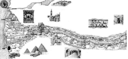 人类第一部太阳历和尼罗河有什么关系?插图(1)