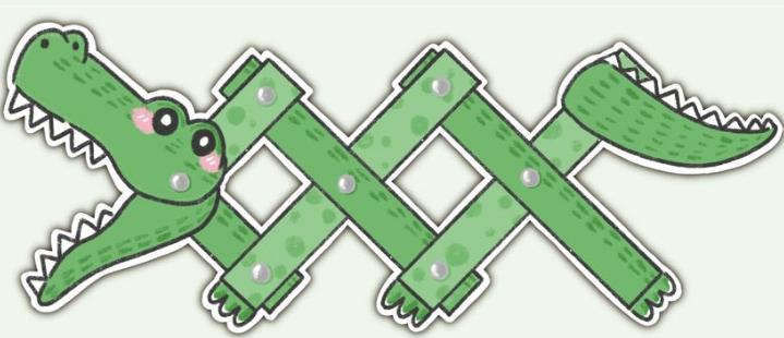 机械传动科技小制作:伸缩自如的机械手臂插图(5)