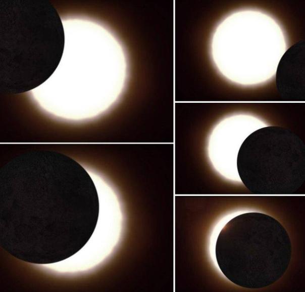 天文知识问答:什么是日食?研究日食的科学意义有哪些?插图(1)