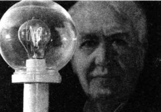 爱迪生怎么发明的电灯?插图(1)