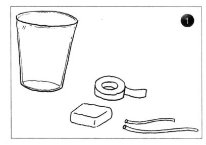 力学小实验:瞬间失重——失重实验插图(1)