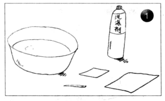 力学小实验:钢针水上漂——水的张力实验插图(1)