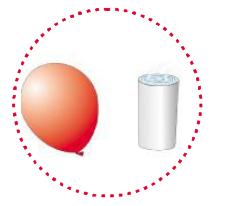 空气小实验:能抓住气球的杯子【气压实验】