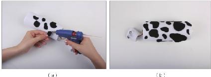 电学科技小制作(我是小创客):小牛吃草【磁力开关的应用】插图(16)