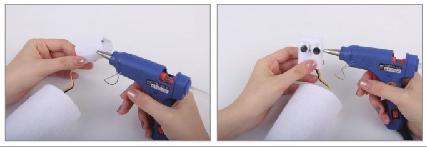 电学科技小制作(我是小创客):小牛吃草【磁力开关的应用】插图(13)