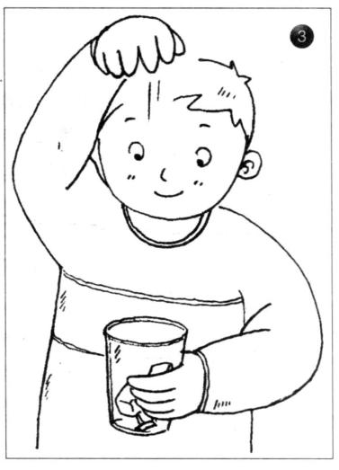 力学小实验:瞬间失重——失重实验插图(3)