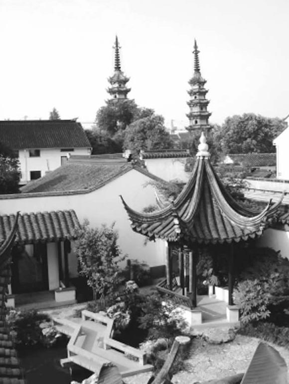 中国古代科学家的故事:造园大师计成插图(1)