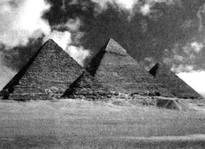 金字塔是如何建成的?插图(1)