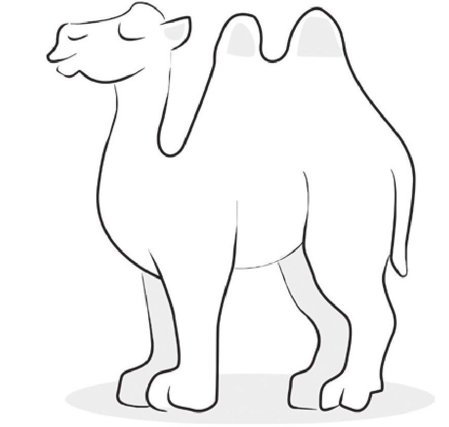 趣味生物科普知识:沙漠之舟——骆驼在沙漠中的生存奧秘插图(1)