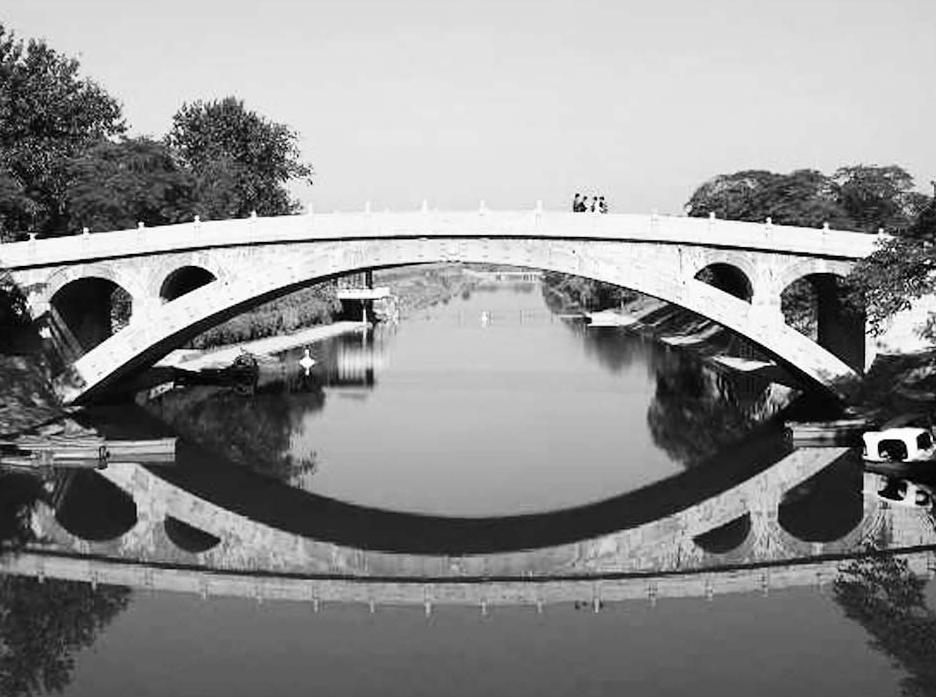 中国古代科学家的故事:李春修建赵州桥插图(2)