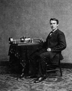 """爱迪生是""""抄袭""""了贝尔的电话后才发明了留声机吗?插图(1)"""