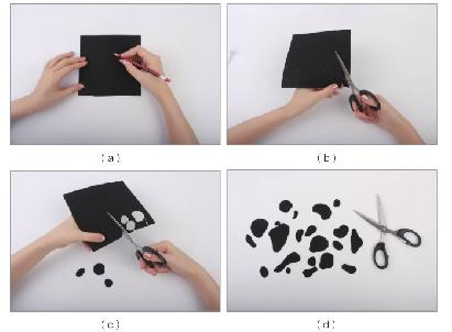 电学科技小制作(我是小创客):小牛吃草【磁力开关的应用】插图(15)