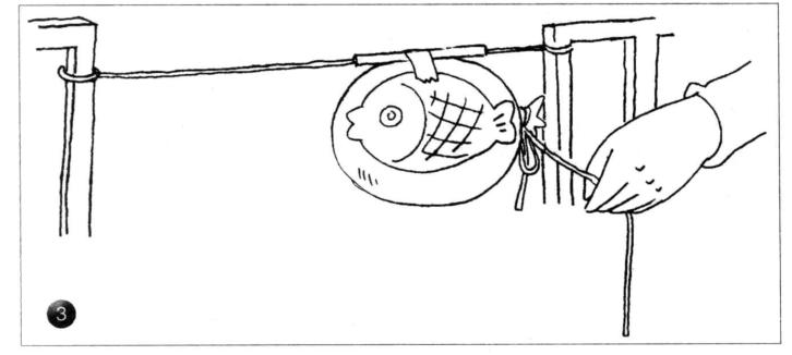 力学小实验:会飞的鱼——反作用力实验插图(3)