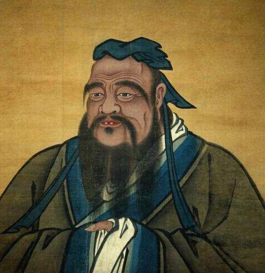 中国名人故事:勇挑重任的孔子插图