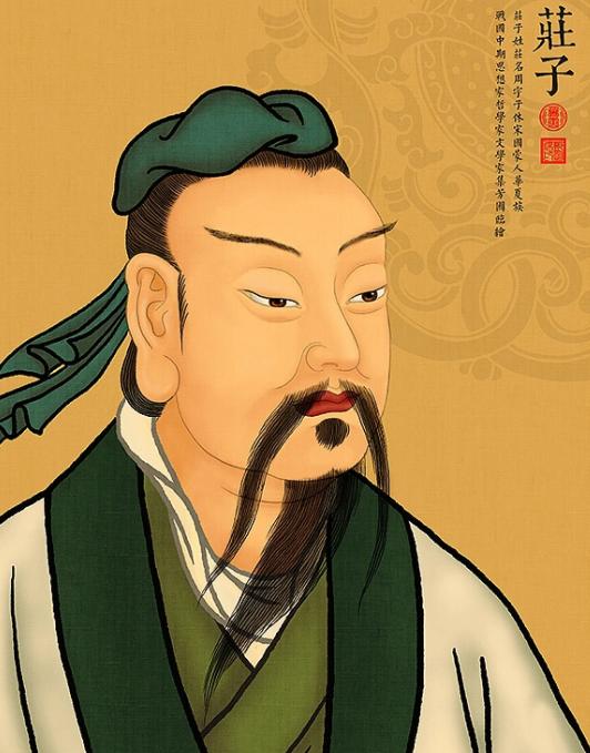 中国名人故事:剑客庄子插图