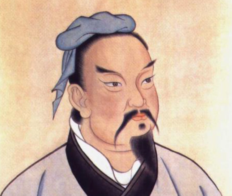 中国名人故事:棋中求知的孙武插图