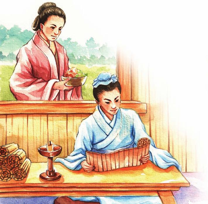 中国名人故事:屈伸自如的韩信插图
