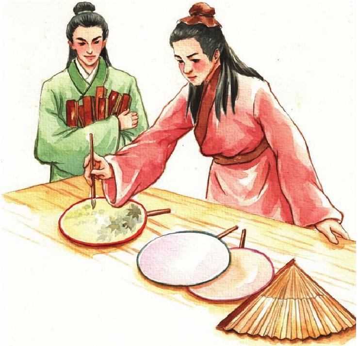 中国名人故事:助人为乐的苏轼插图