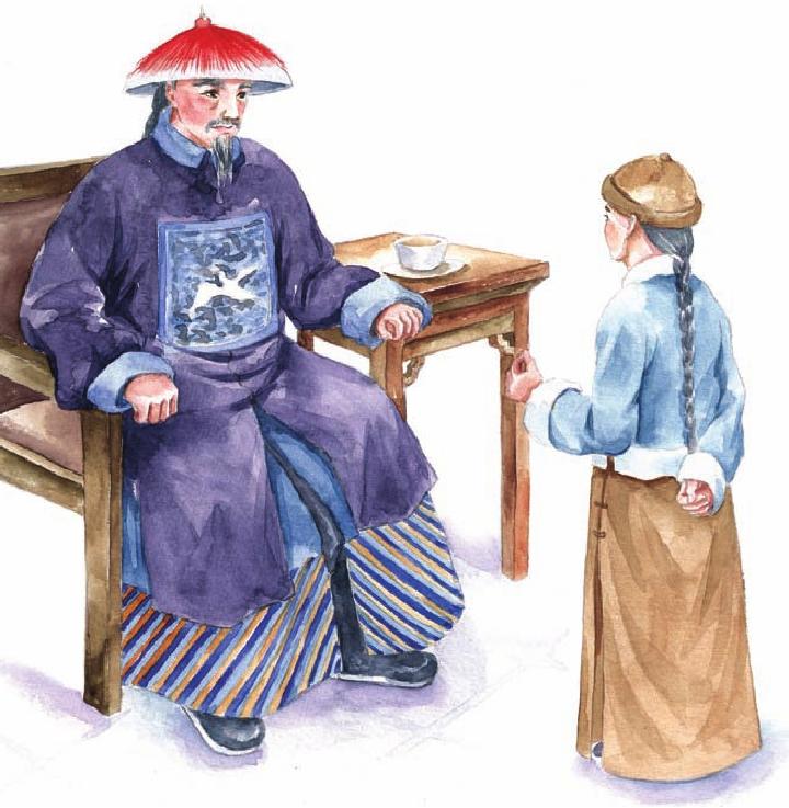 中国名人故事:胸有乾坤的魏源插图