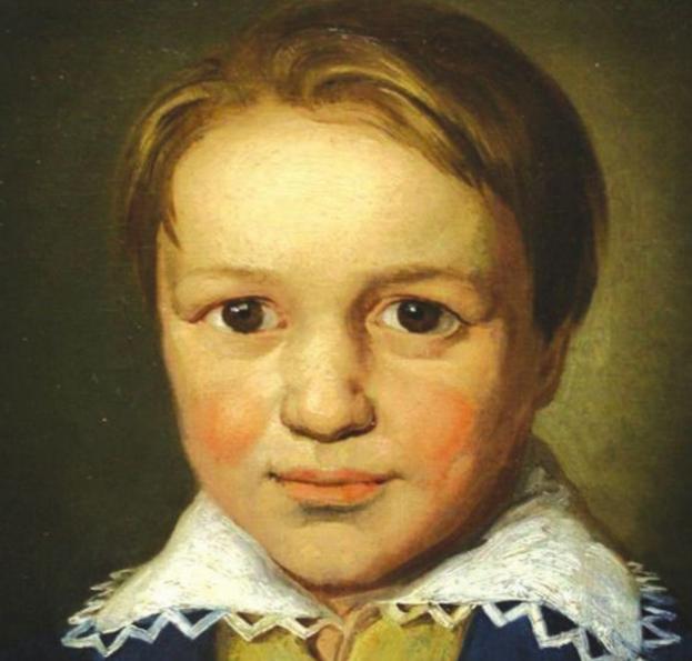 外国名人故事:扼住命运咽喉的贝多芬插图
