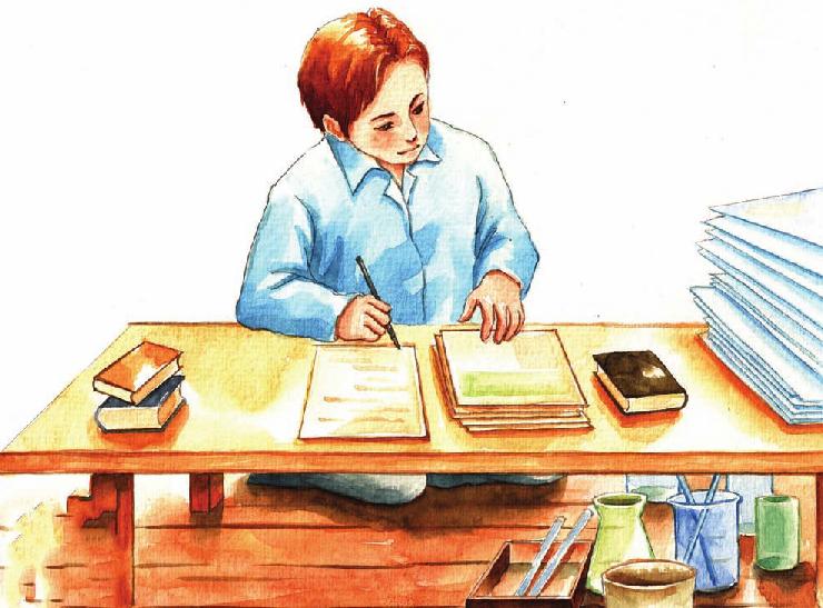 外国名人故事:从苦难中走来的法拉第插图