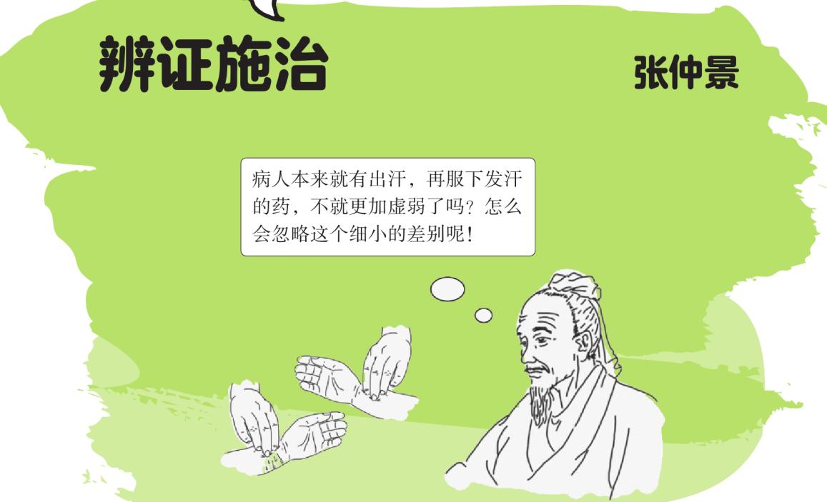 中国名人故事:辨证施治——张仲景的故事插图