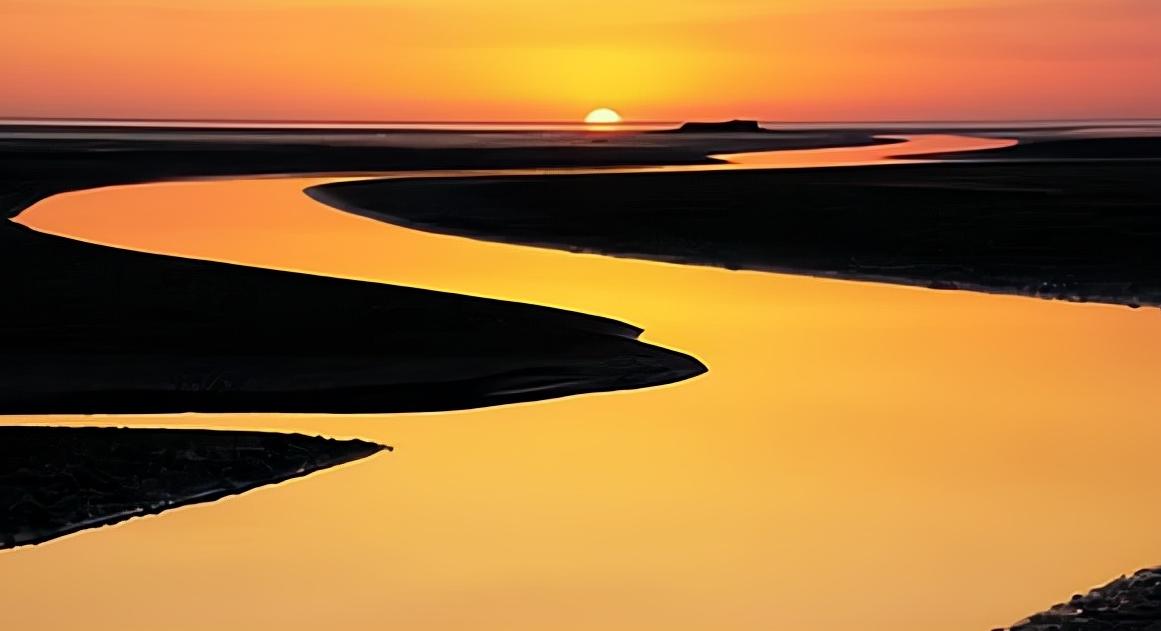 长江为何叫江,黄河为何叫河?简述江与河的差别。附:长江流域地形图和黄河流域示意图插图(7)