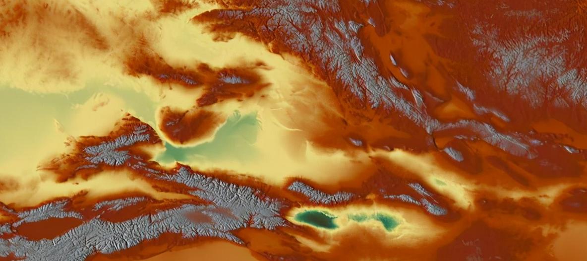 我国的四大盆地是哪四大盆地?我国海拔最高的盆地是哪个?插图(1)