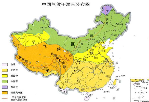 我国的四大盆地是哪四大盆地?我国海拔最高的盆地是哪个?插图(6)