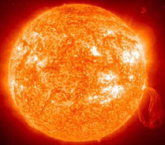太阳科普:太阳温度大约多少度,太阳表面温度是多少插图(3)