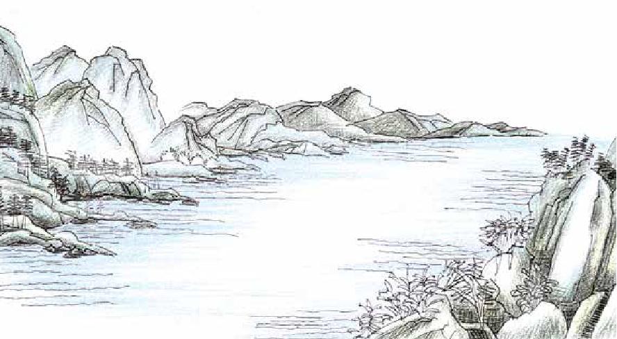 """古诗词与地理:东临碣石,以观沧海——""""碣石""""是一块大石头吗?插图"""