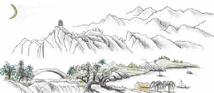 """古诗词与地理:峨眉山月半轮秋——峨眉山为什么被称为""""山之领袖""""?插图"""