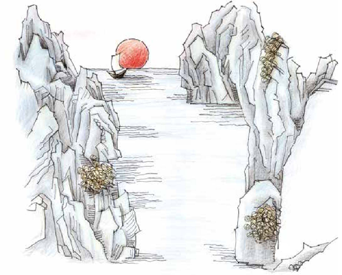 古诗词与地理:天门中断楚江开——诗中的天门山在哪里?长江为什么又叫楚江?插图
