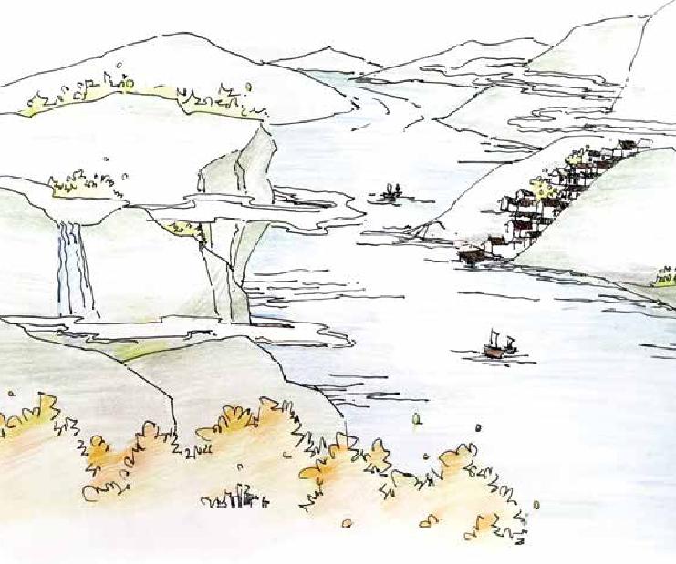 古诗词与地理:朝辞白帝彩云间,千里江陵一日还——这座白帝城是刘备托孤的白帝城吗?插图