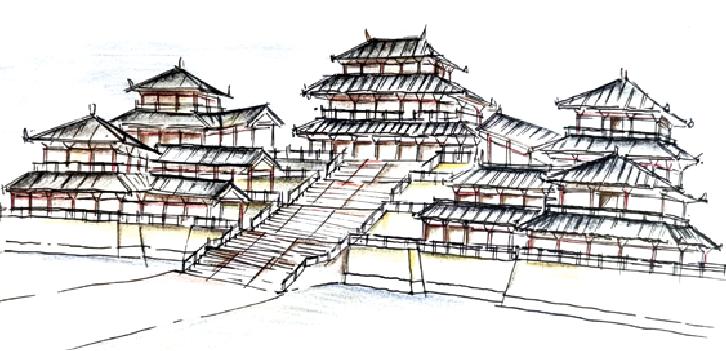 古诗词与地理:南朝四百八十寺——南朝真有那么多寺庙吗?插图