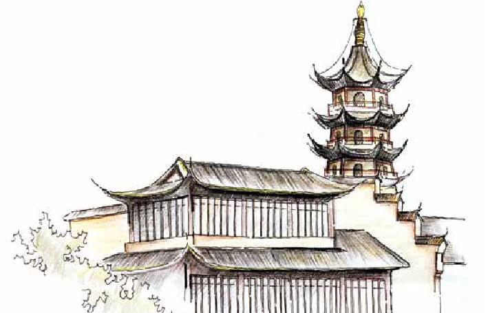 古诗词与地理:南朝四百八十寺——南朝真有那么多寺庙吗?插图(1)